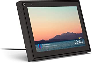 """Portal from Facebook. Smart Video Calling with Alexa Built-in – 10"""" Screen (Black)"""