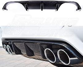 Carbon Fiber Rear Diffuser Fits BMW M-Power M3 (F80) and M4 (F82/ F83)- Quad Exhaust Type