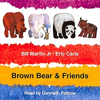Couverture de Brown Bear & Friends