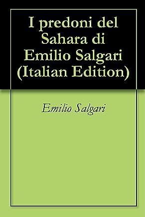 I predoni del Sahara di Emilio Salgari