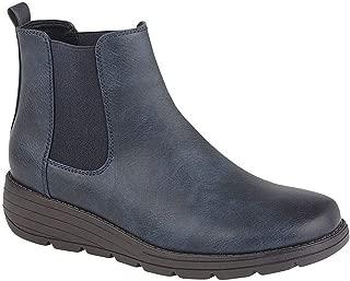 Cipriata Womens/Ladies Bernadetta Gusset Zip Ankle Boot