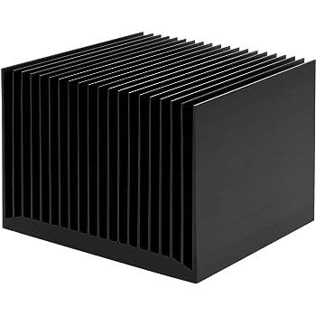 ARCTICアルパイン12パッシブ - すべてのインテルCPUの最大サイレントインテルCPUクーラー(最大47ワット)IプリアプライMX-2サーマルペースト - 95 x 96 mm