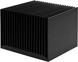 ARCTIC Alpine 12 Passive - Silent CPU Cooler for Intel Socket I Easy Installation and Long Service Life - 99 X 70 mm - Black
