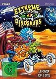 Extreme Dinosaurs, Vol. 3  / Weitere 14 Folgen der Kultserie (Pidax Animation) [2 DVDs]