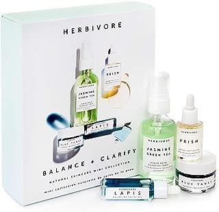 Herbivore Botanicals - BALANCE + CLARIFY Natural Skincare Mini Collection