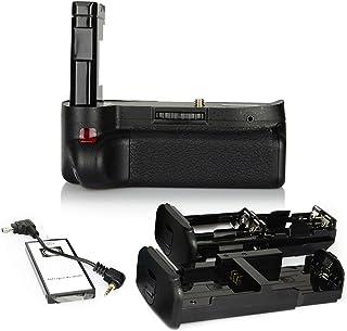 DSTE Pro Multi Power - Batería para empuñadura de cámaras SLR Nikon D5100 y D5200 (con control remoto)