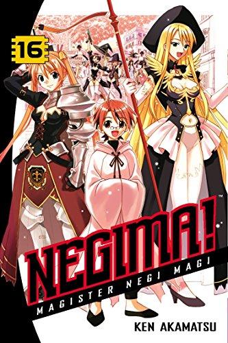 Negima Volume 16