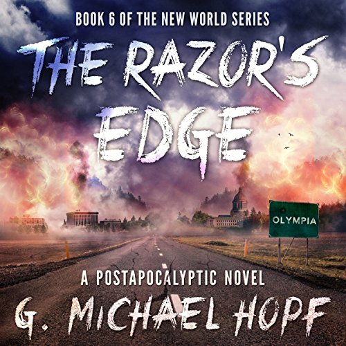 The Razor's Edge cover art