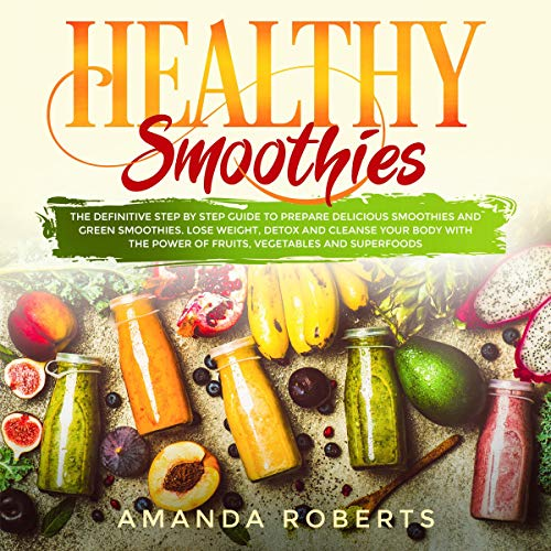 Healthy Smoothies cover art