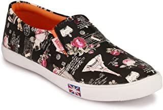 SHOE DAY Men's Casual Printed Shoes