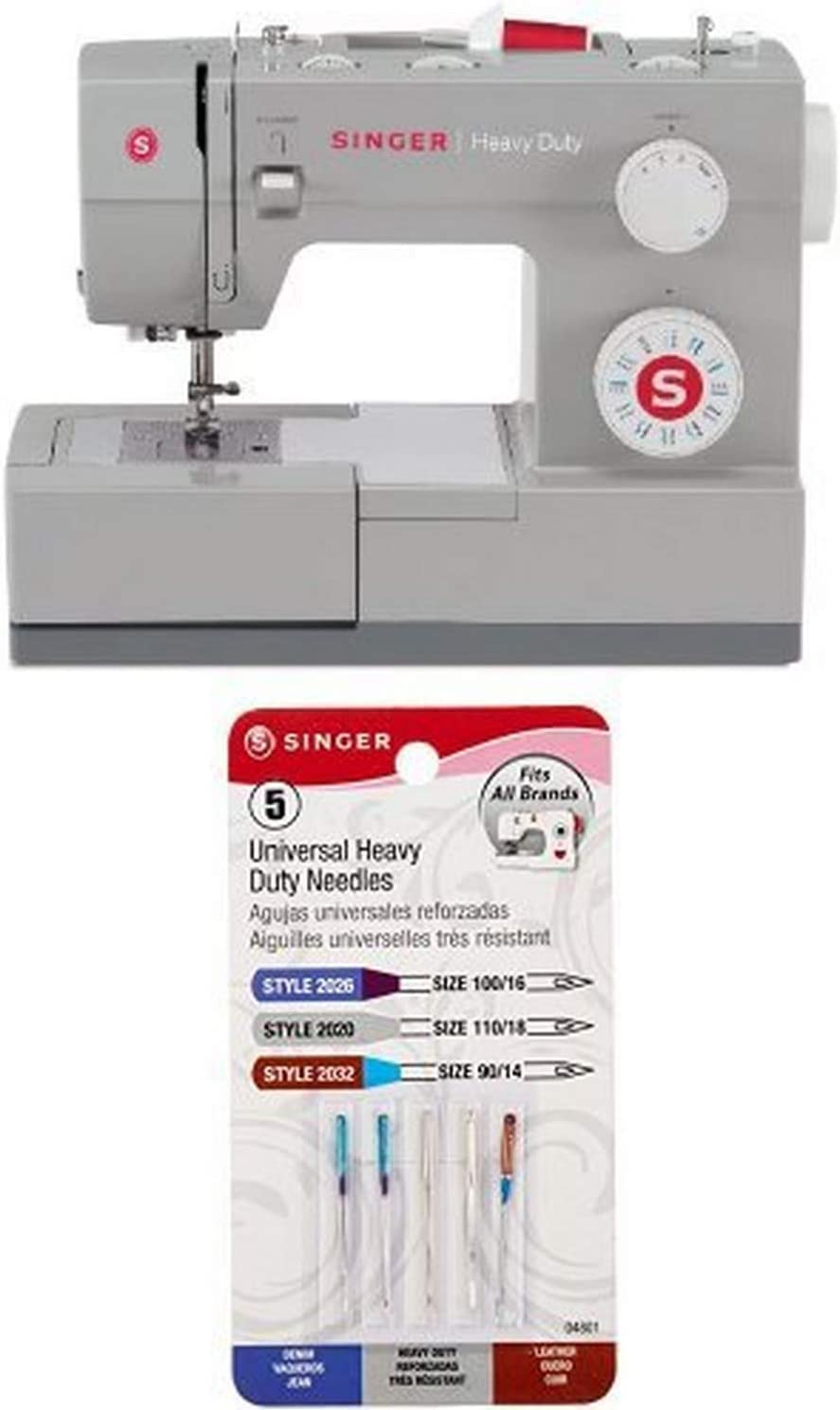 100% quality warranty! SINGER 4423 Cheap SALE Start Heavy Duty Extra-High Sewing Machine Speed wi