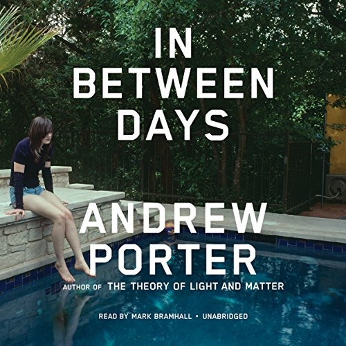 In Between Days audiobook cover art