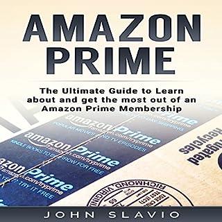 Amazon Prime audiobook cover art