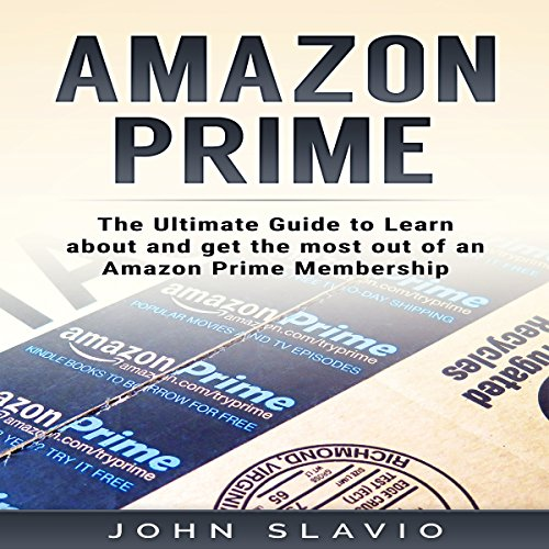 Amazon Prime cover art