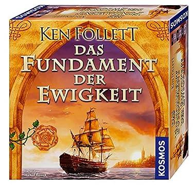 KOSMOS 692650 - Ken Follett - Das Fundament der Ewigkeit