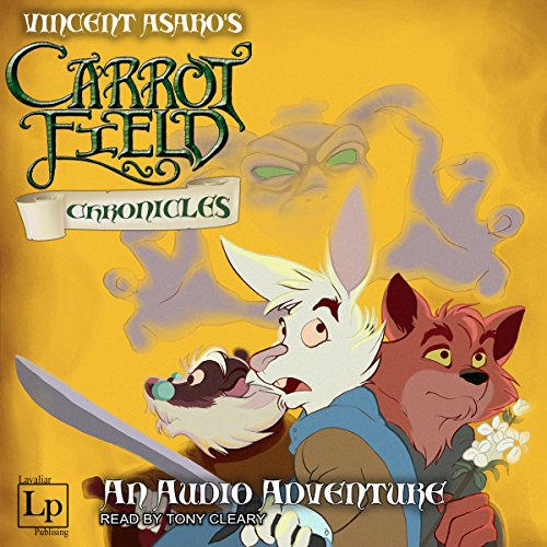 Carrot Field audiobook cover art