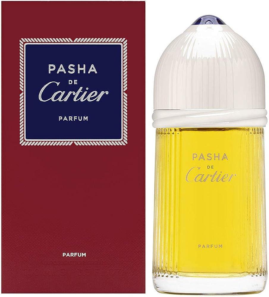 Cartier pasha eau de parfum per uomo 3432240504197