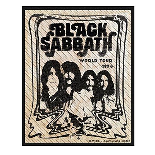 BLACK SABBATH - Band - Patch / Aufnäher