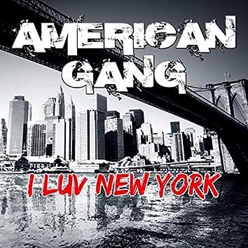 I LUV NEW YORK