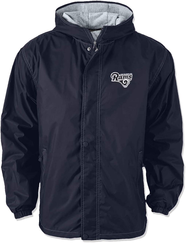 Dunbrooke Apparel Men's Legacy 在庫一掃 Nylon 大規模セール Jacket Hooded