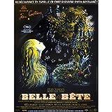LA BELLE ET LA BETE Affiche de film 40x60 R2013 Jean Cocteau, Jean Marais