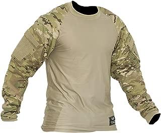 Valken Shirt- V-TAC Zulu Combat Shirt-V-CAM-2XL