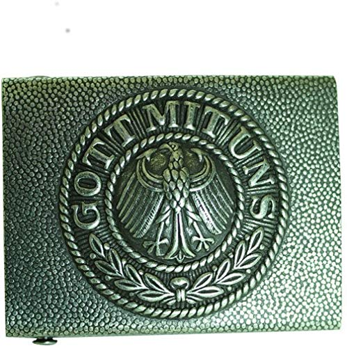 Mil-Tec - Emblema para cinturón de artes marciales color gris talla One Size ⭐