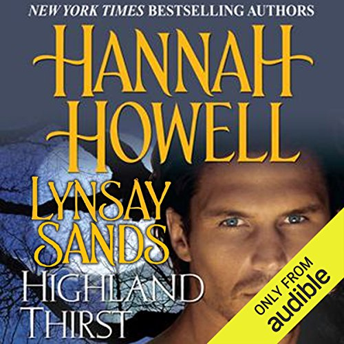 Highland Thirst audiobook cover art