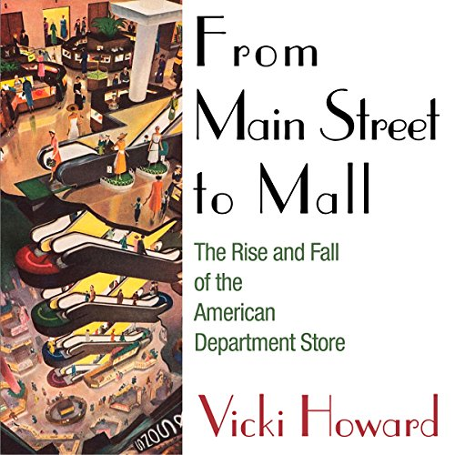 From Main Street to Mall audiobook cover art