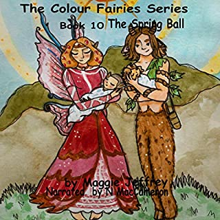 The Spring Ball     The Colour Fairies Series, Book 10              By:                                                                                                                                 Maggie Jeffrey                               Narrated by:                                                                                                                                 N. MacCameron                      Length: 19 mins     Not rated yet     Overall 0.0