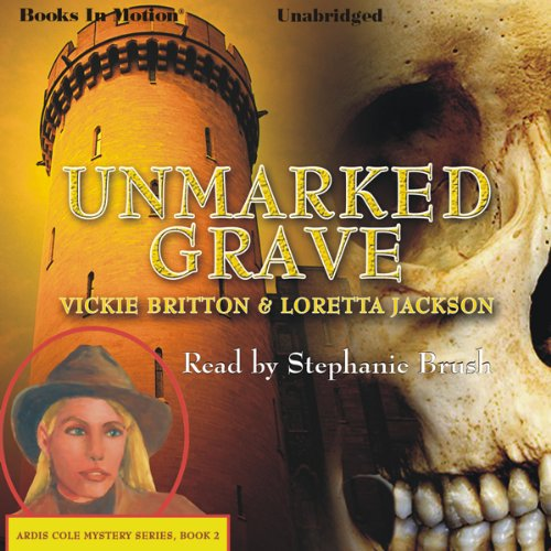 Unmarked Grave audiobook cover art