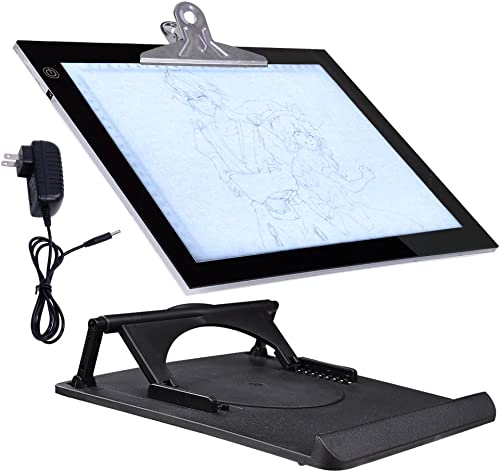 """wholesale KOVAL 2021 outlet online sale INC. 14"""" LED Light Board Pad Stencil Drawing Tracing Table Box outlet sale"""