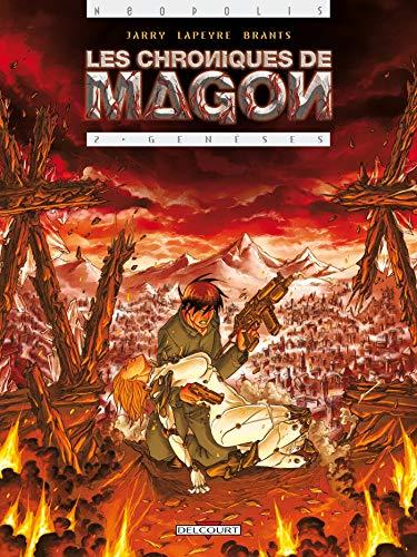 Les Chroniques de Magon, tome 2 : Genèses