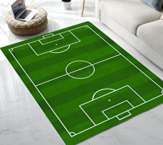 Best football pitch rug Reviews
