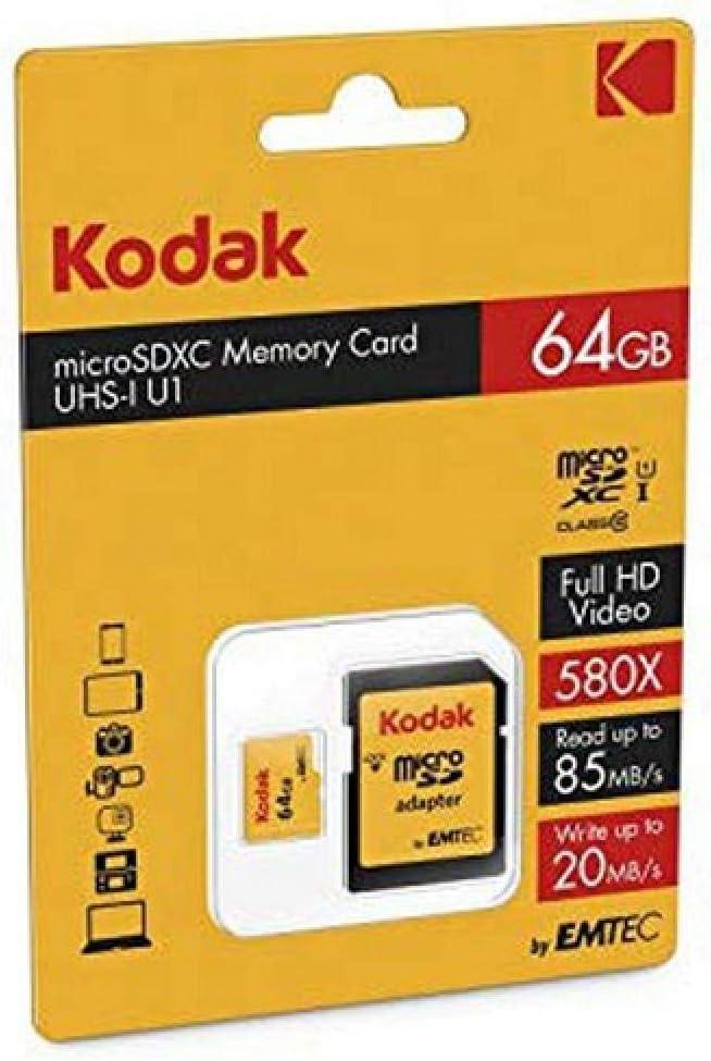 Kodak Ksd32ghbeu200 Class 10 Sdhc Uhs I Memory Card Computers Accessories