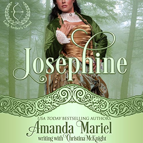 Josephine Audiobook By Amanda Mariel,                                                                                        Christina McKnight cover art