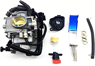 2001 honda rubicon 500 carburetor