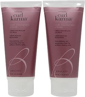 Brocato Curlkarma Curl Enhancing Cream 6 oz (Set of 2)