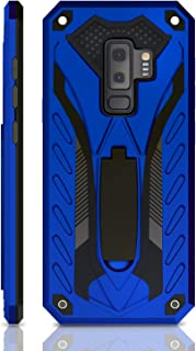 Samsung Galaxy S9 Plus Case | Military Grade | 12ft. Drop Tested Protective Case | Kickstand | Wireless Charging | Compatible with Galaxy S9 Plus - Blue
