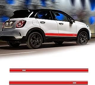 Kit Completo per Cerchioni da 15 a 19 Motoking Adesivi per Il Bordo del cerchione GP Colore a Scelta Progettazione Grafica
