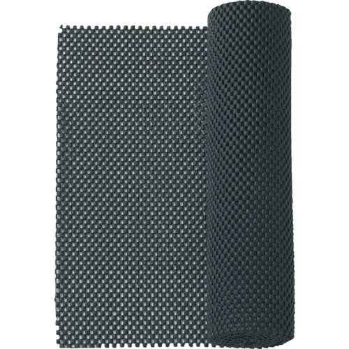 TRUSCO(トラスコ)ノンスリップマット 30X200cm 黒