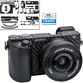 16-50mm Lens 3M Camera Body Skin Film Cover Protector fr Sony A6100 A6400 A6300