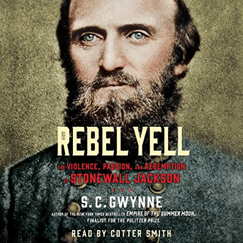 Rebel Yell audiobook cover art