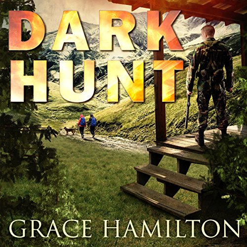 Dark Hunt audiobook cover art