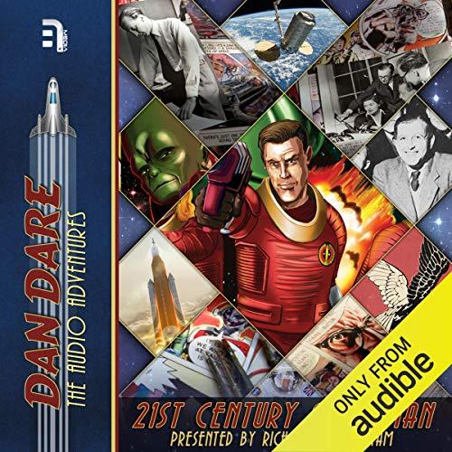 Dan Dare: 21st Century Spaceman Titelbild