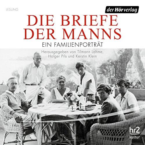 Die Briefe der Manns audiobook cover art