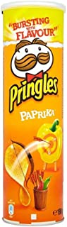 Pringles - Paprika (190g) - Pack of 6