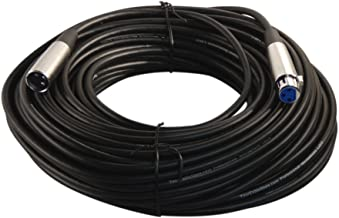 Your Cable Store 100 Foot XLR 3 Pin Microphone Cable 28 AWG