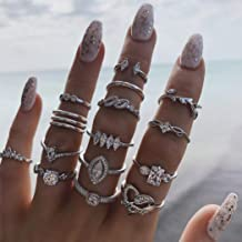 Above The Knuckle Rings Dainty Midi Rings Edgy Statement Rings Slim Stacking rings Brass Midi Ring set 4 Adjustable Midi Rings Set