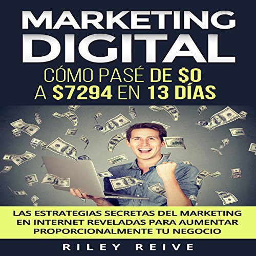 Marketing digital [Digital Marketing] audiobook cover art